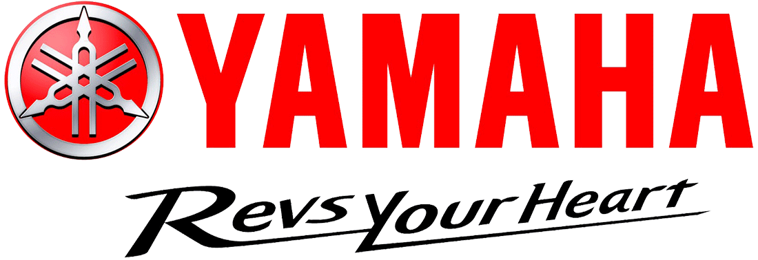 logo yamaha revs your heart